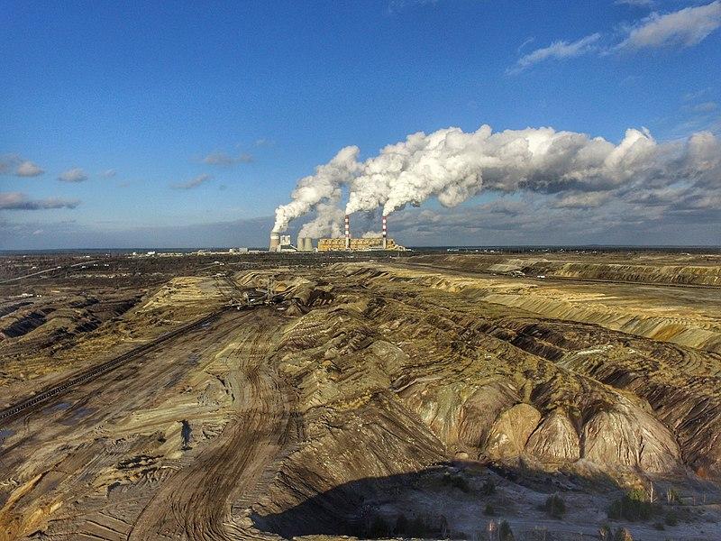 BeÅchatów Lignite Coal Mine.jpg