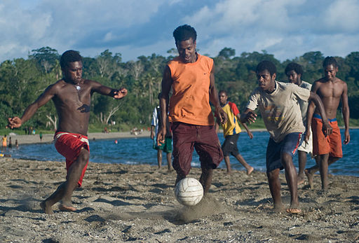 Beach Football (Imagicity 54)