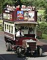 Beamish Museum Daimler replica bus (J 2503), 4 August 2007.jpg