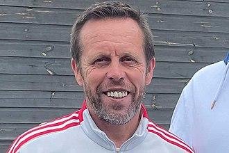 Russell Beardsmore - Beardsmore in 2013