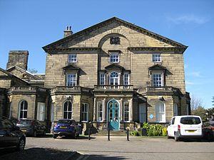 Beckett Park - The Grange, Leeds Beckett University