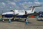 Beechcraft B200 Super King Air 'ZK451 - K' (34903668864).jpg