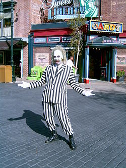 Beetlejuice at Universal Studios Hollywood.JPG