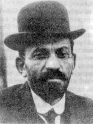 Menahem Mendel Beilis - Portrait of Beilis