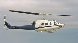 Bell 214 - A Bell 214B