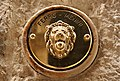 Bell button beside an entrance door in Venice, Italy.jpg