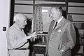 Ben-Gurion - Randolfo Pacciardi - Sde Boker 1958.jpg