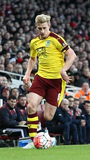 Ben Mee English association football player