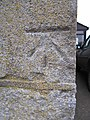 Benchmark at the Farm - geograph.org.uk - 2303076.jpg
