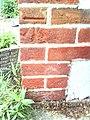 Benchmark on ^37 Church Cowley Road - geograph.org.uk - 2113563.jpg