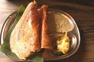 Davanagere - The aromatic and the delicious Davangere benne dosa