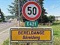 Bereldange-Bäreldeng panneau de localisation (1).jpg