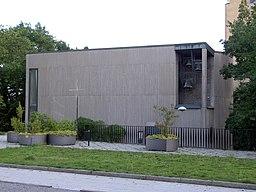 Fjeldhamre kirke i august 2008