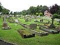 Berkhamsted, Kingshill Cemetery - geograph.org.uk - 1412987.jpg