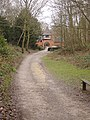 Bestwood Country Park - Main Drive above Alexandra Lodges - geograph.org.uk - 658339.jpg