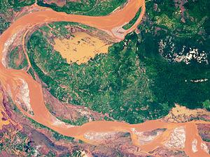 Betsiboka River - Image: Betsiboka River January 30, 2009