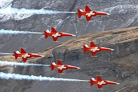 Image illustrative de l'article Patrouille Suisse