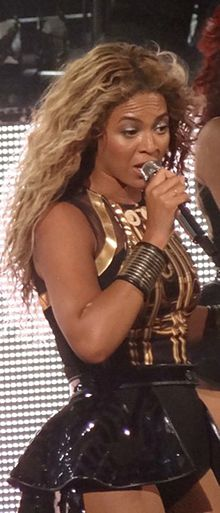 Beyonce as Mrs. Carter in 2013 (cropped).jpg