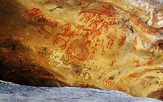 Bhimbetka rock shelters