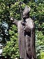 Biała Rawska - pomink Jana Pawła II.JPG