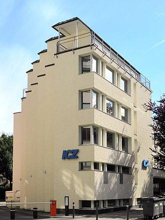 Israelitische Cultusgemeinde Zürich (ICZ) - ICZ building and library in Zürich-Enge
