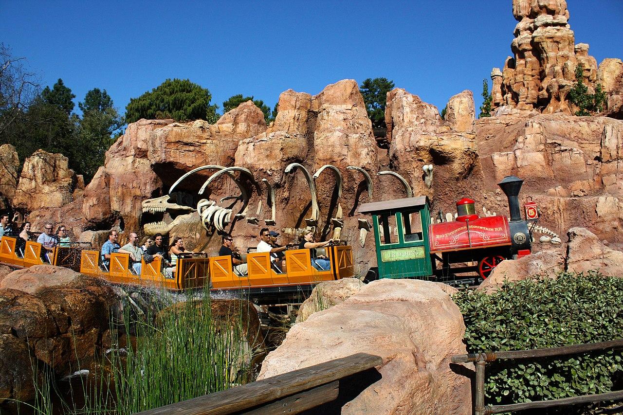 Disneyland Paris Wild West Hotel