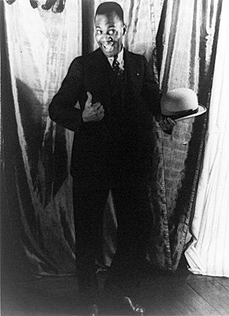 Bill Robinson - Robinson in 1933