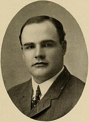 Bill Warner - Warner pictured in Yackety Yak 1906, UNC yearbook