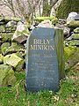 Billy Minikin memorial - geograph.org.uk - 759361.jpg