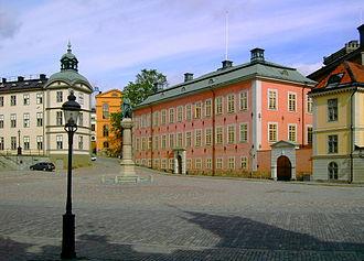 Riddarholmen - Stenbock Palace