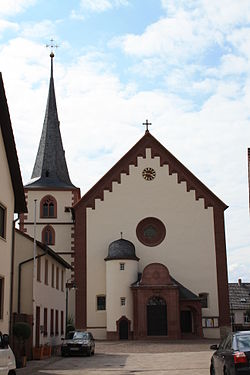 Church in Birkenfeld