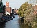 Birmingham canal. - geograph.org.uk - 1041201.jpg