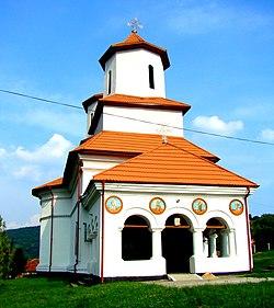 Biserica Sfântul Gheorghe Domnesc din Ocnele Mari.jpg