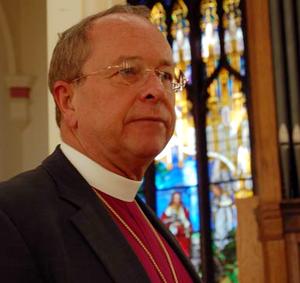 Gene Robinson - Bishop Robinson in 2005
