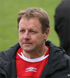 Bjarne Berntsen Norwegian footballer and manager