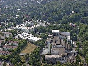 BKA headquarters in Wiesbaden