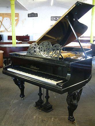 Blüthner - Blüthner grand piano