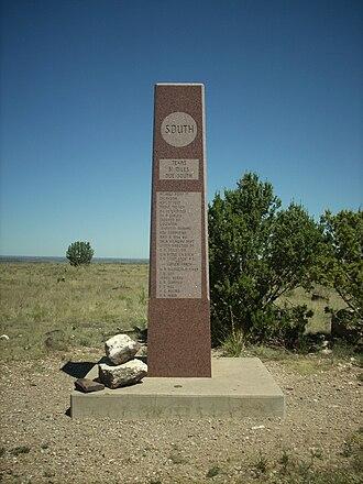 Black Mesa (Oklahoma) - Black Mesa, highest point in Oklahoma