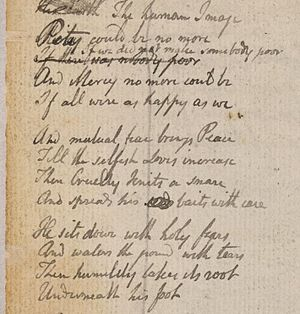 William blake writings