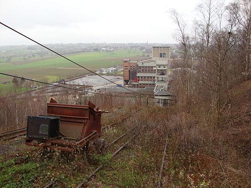 Blegny coal mine