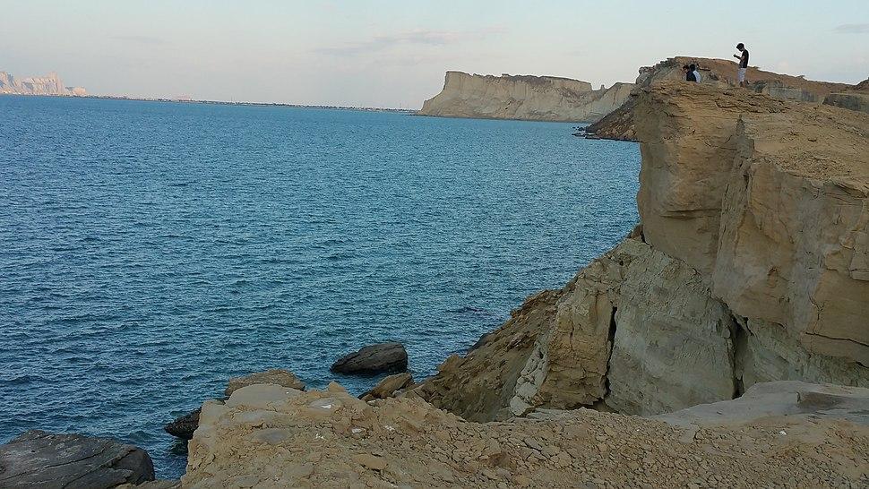 Blue Lagoon at Gwadar