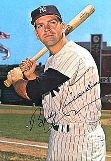 Bobby Richardson - New York Yankees.jpg