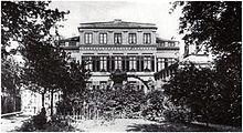 Alte Villa Lorch Hochzeit