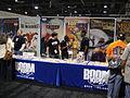 Boom! Studios comics booth (5134032697).jpg