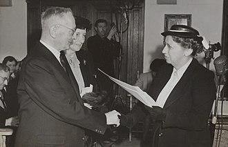 Ferdinand Bordewijk - Bordewijk (1954, P.C. Hooft Award)