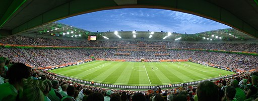 Borussia-Park DEU-FRA 2011