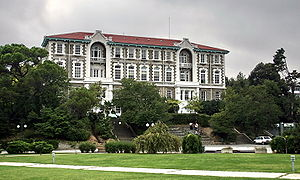 Boğaziçi University, formerly Robert College