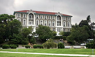 Robert College - Anderson Hall, Boğaziçi University