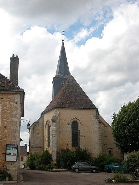 Church of Bouhy