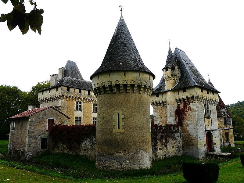 Château du Lieu-Dieu, Boulazac, Dordogne, France
